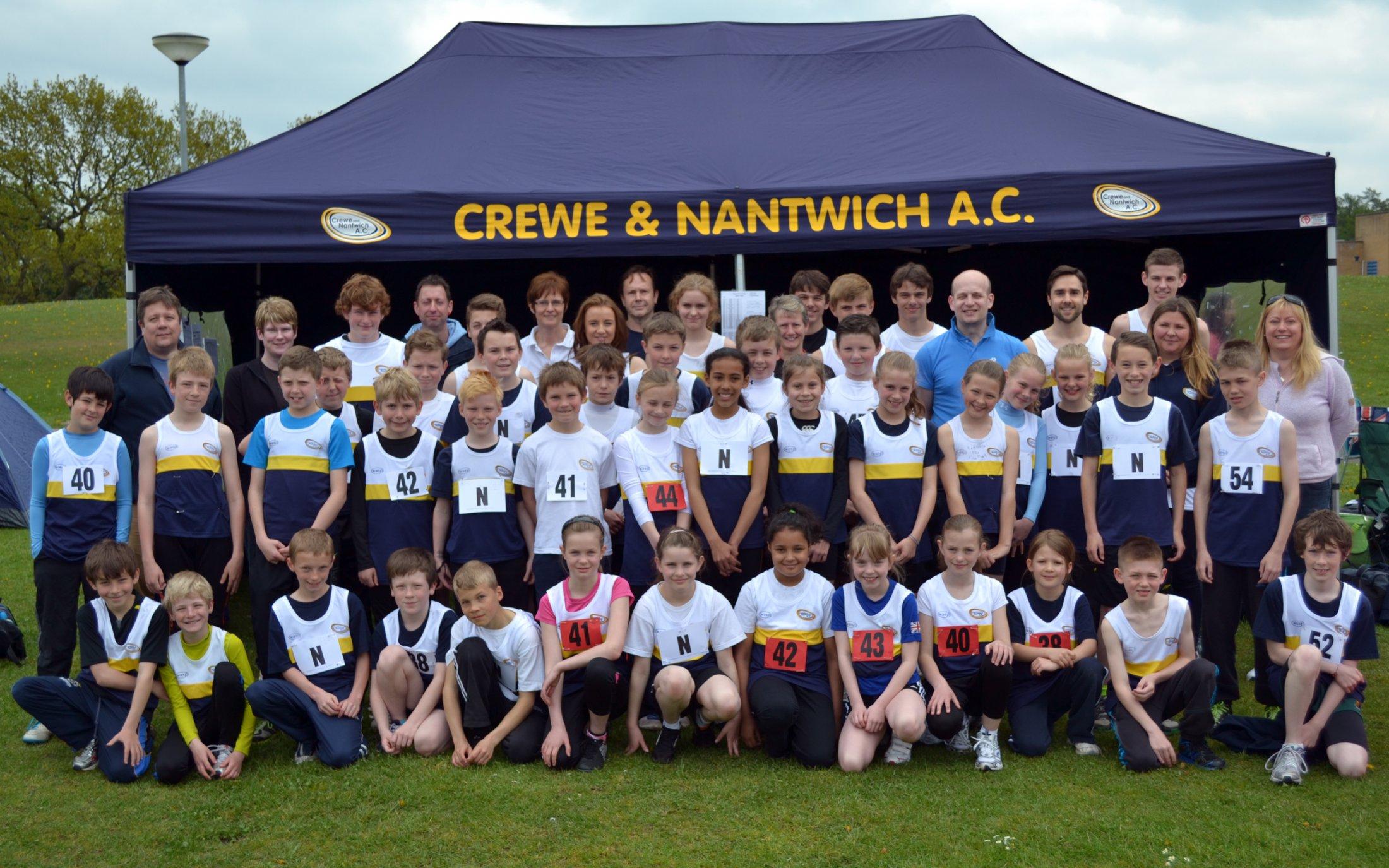 Team Picture Macclesfield 190513 Pic Courtesy Ian Williamson -3152