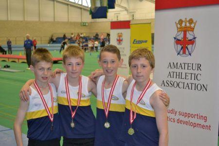 U13 Boys Tom Pink Chasing Steve Gold Winners Pic Courtesy Ian Williamson-3123