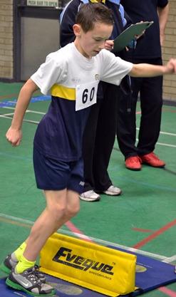 Jack Williamson Speed Bounce CNAC Sportshall-3208