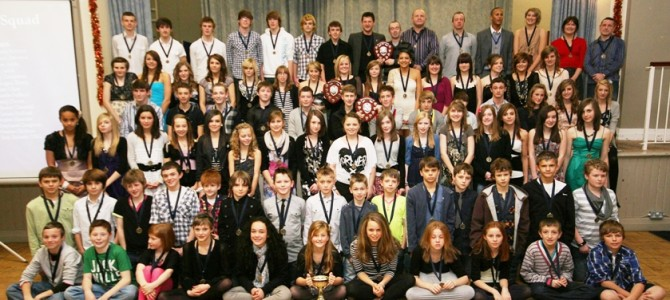 Club Presentation & Awards Evening 2010