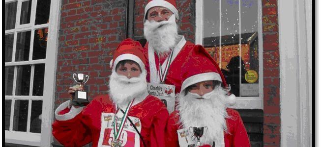 Cheshire Santa Dash