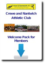 Members welcome pack
