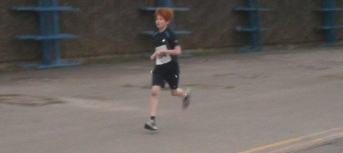 Nottingham 'Spooky Sprint' Success