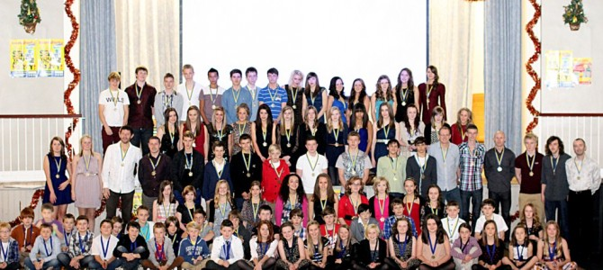 2011 Awards Evening