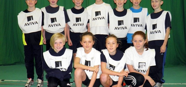 Aviva Fun In Athletics Final