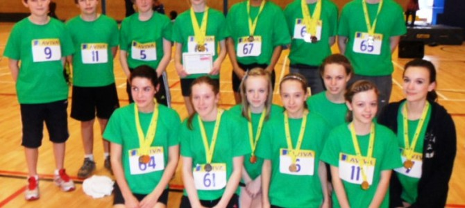 County Stars in North West Regional Final