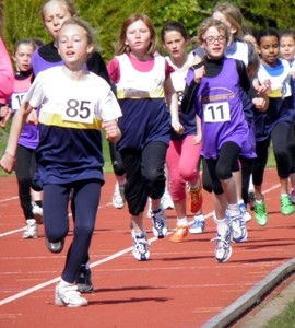 Cheshire Track & Field League Kicks Off!