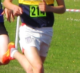 Successes at the 2012 Cheshire Championships
