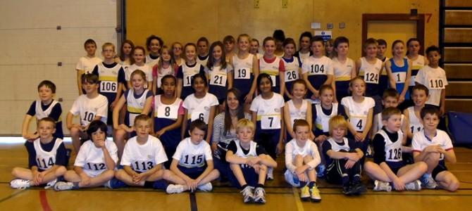 2012 Sportshall Starts