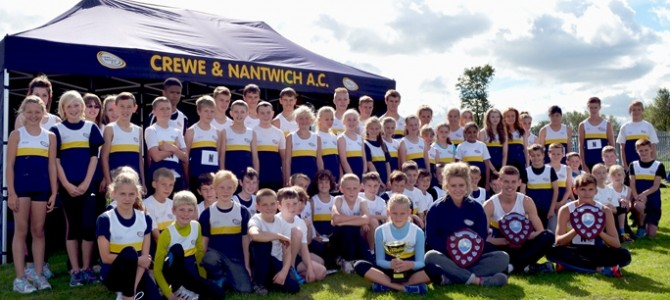 Cheshire League Track & Field Titles