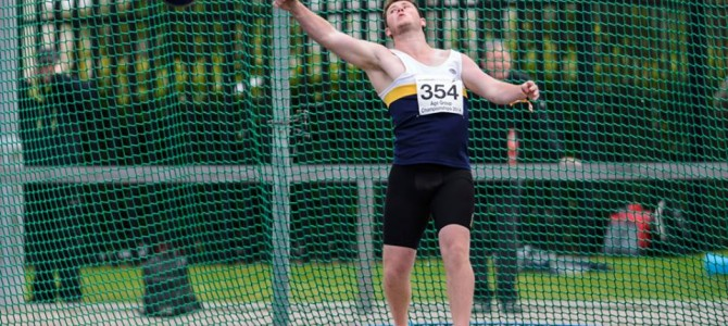 Fraser is Triple Champion of Scotland