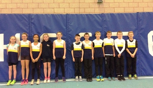 Under 11's Regional Sportshall