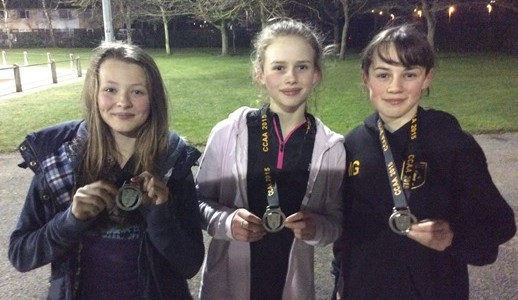 Staffs Cross Country Medalists