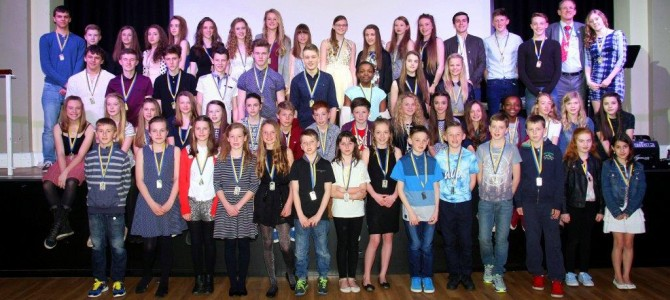 2014 Awards Evening